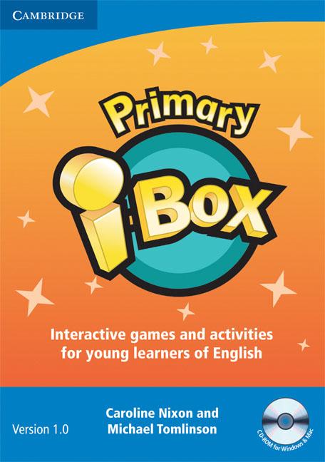 Primary i-Box CD-ROM (Single classroom) english explorer 4 interactive whiteboard software cd rom x1