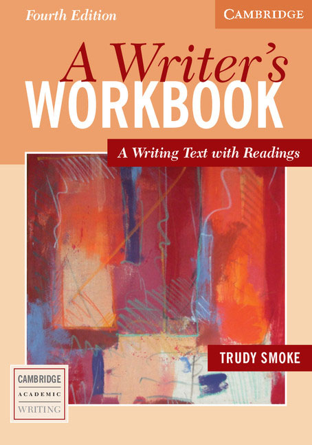 A Writer's Workbook my grammar lab level advanced