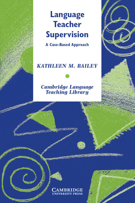 Language Teacher Supervision laura – a case for the modularity of language