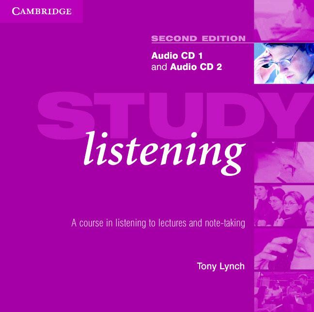 Study Listening Audio CD Set (2 CDs) contemporary topics 2 high intermediate academic listening and note taking skills dvd