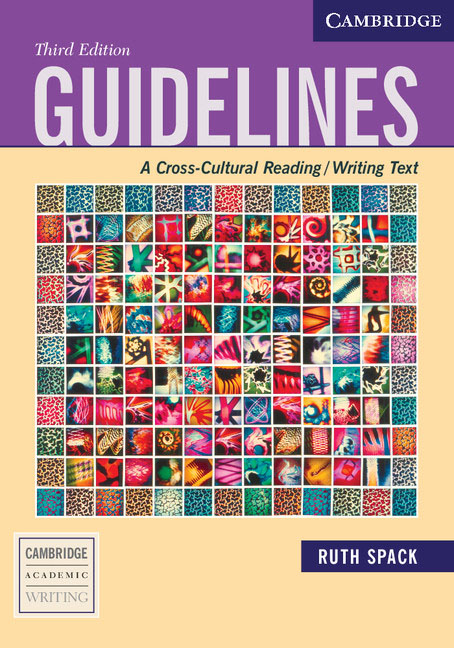 Guidelines hewings martin thaine craig cambridge academic english advanced students book