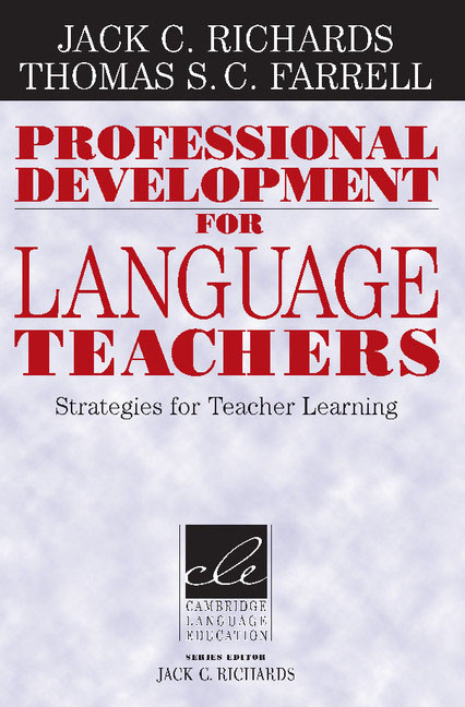 цены Professional Development for Language Teachers
