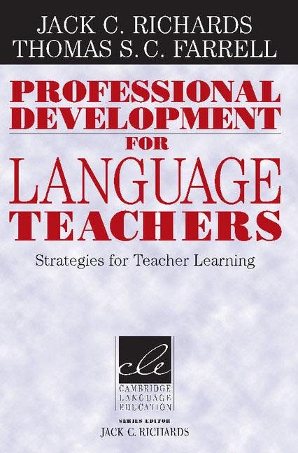 Professional Development for Language Teachers teachers as team leaders in a professional learning community