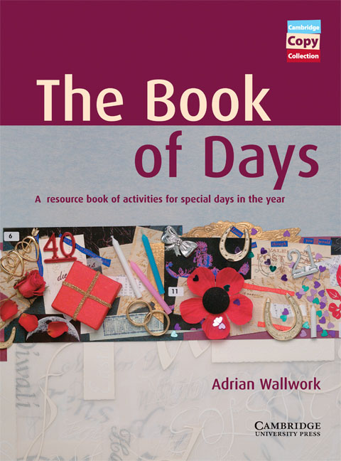 The Book of Days Teacher's Book a sobering book explanation of the book of ecclesiastes