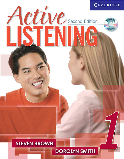 Active Listening 1 Student's Book with Self-study Audio CD touchstone teacher s edition 4 with audio cd