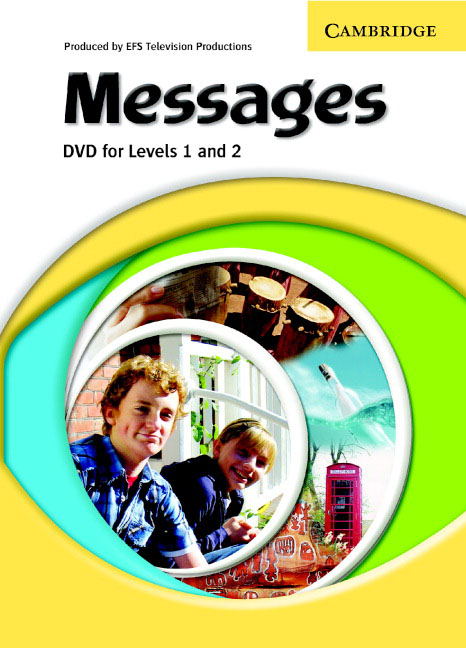 Messages Level 1 and 2 Video DVD (PAL/NTSCO) with Activity Booklet блокада 2 dvd