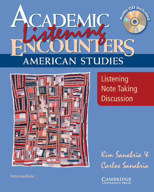 Academic Listening Encounters: American Studies Student's Book with Audio CD three academic databases with arabic language content