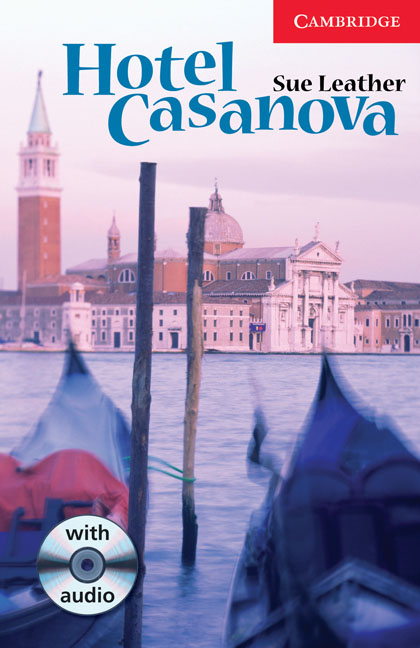 Hotel Casanova Level 1 Book with Audio CD Pack summertown readers meet me in brazil student s book [with audio cd x1 ]