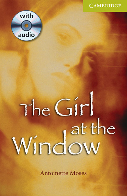 The Girl at the Window Starter/Beginner Book and Audio CD Pack ac380v panel mount 8p 1 999900 count range digital counter relay dh48j dpdt
