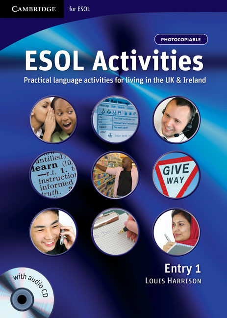 ESOL Activities Entry 1 ready for fce upper intermediate teacher s book