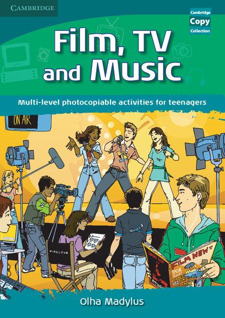 Film, TV, and Music finnie r link upper intermediate teachers book
