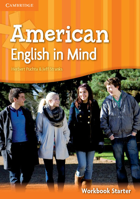 American English in Mind Starter Workbook presentations in english dvd rom