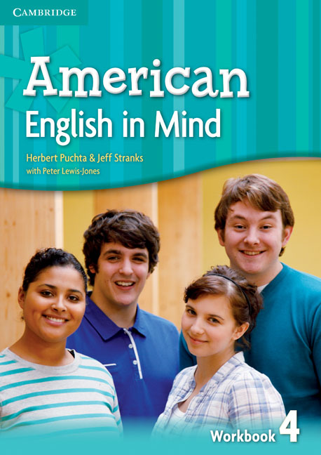 American English in Mind Level 4 Workbook книга open mind beginner student