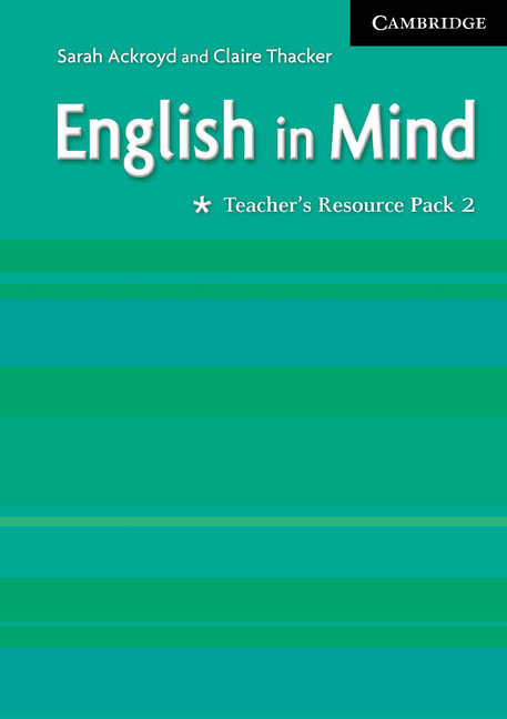 English in Mind 2 Teacher's Resource Pack reader for students of theology learning english сборник текстов на английском языке часть 2