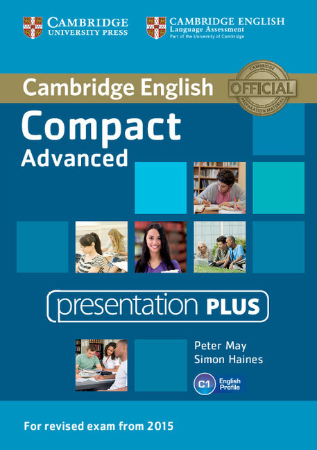 Compact Advanced Presentation Plus DVD-ROM cambridge english empower upper intermediate presentation plus dvd rom