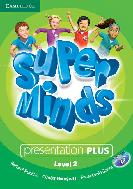 Super Minds Level 2 Presentation Plus DVD-ROM simple minds simple minds sparkle in the rain 4 cd dvd