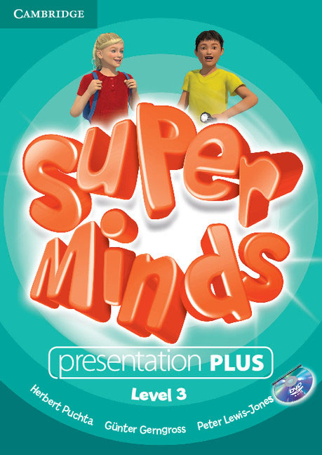 Super Minds: Level 3: Presentation (+ DVD-ROM) eyes open 3 presentation plus dvd rom