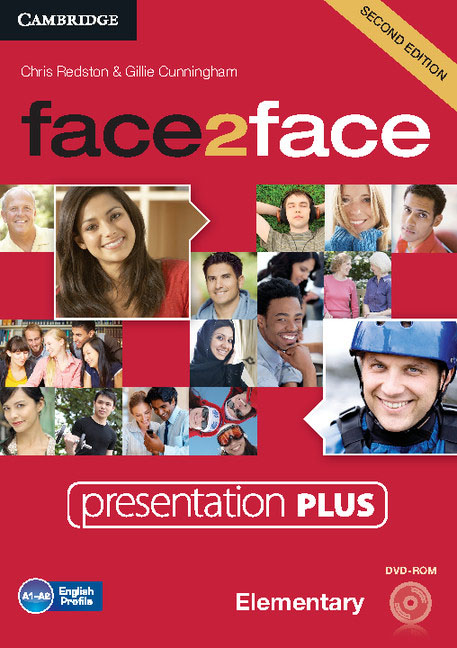face2face Elementary Presentation Plus DVD-ROM eyes open 3 presentation plus dvd rom