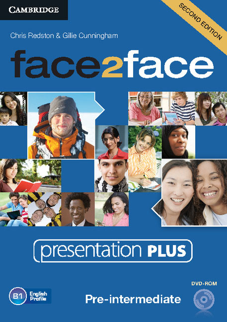 face2face Pre-intermediate Presentation Plus DVD-ROM choices pre intermediate teacher s book dvd rom