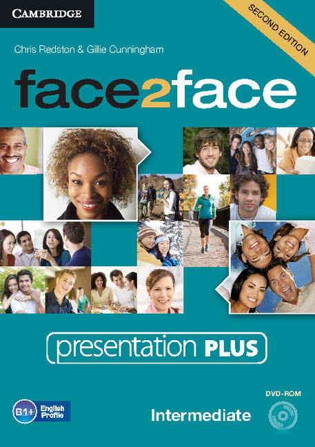 face2face Intermediate Presentation Plus DVD-ROM eyes open 3 presentation plus dvd rom