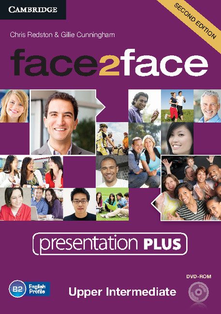 face2face Upper Intermediate Presentation Plus DVD-ROM cambridge english empower upper intermediate presentation plus dvd rom