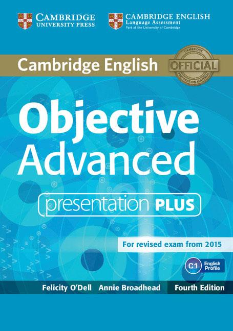 Objective Advanced Presentation Plus DVD-ROM eyes open 3 presentation plus dvd rom