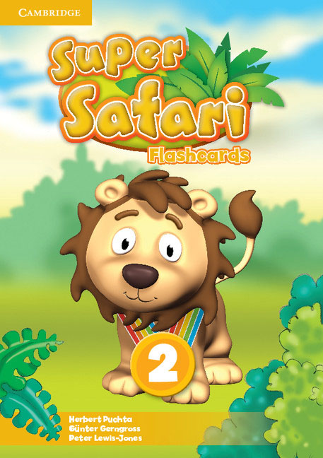 Super Safari: Level 2: Flashcards next move british english level 2 teacher s book pack