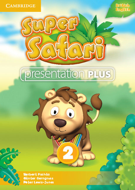Super Safari Level 2 Presentation Plus DVD-ROM next move british english level 2 teacher s presentation kit