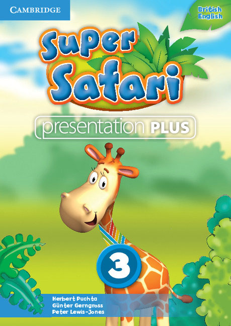 Super Safari Level 3 Presentation Plus DVD-ROM understanding and using english grammar interactive student access code