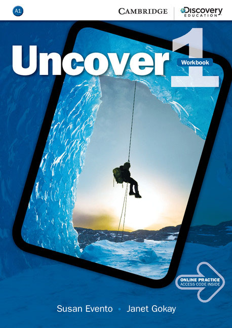 Uncover Level 1 Workbook with Online Practice cambridge english empower advanced student s book c1