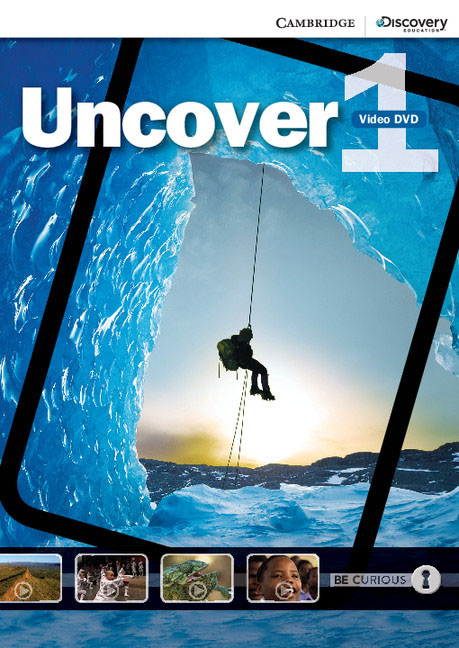 Uncover Level 1 DVD our discovery island 4 dvd