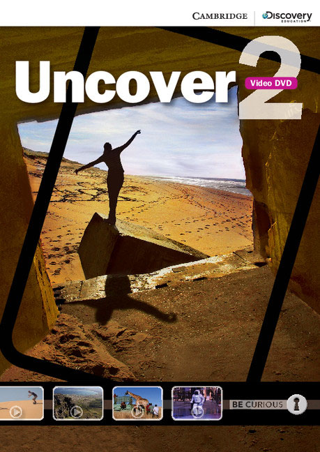 Uncover Level 2 DVD our discovery island 4 dvd