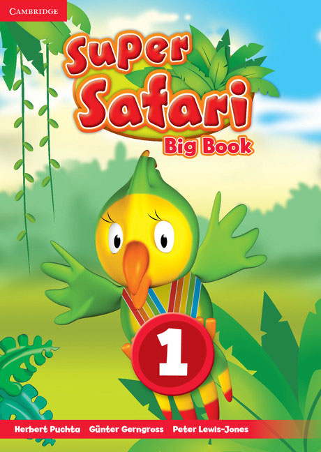 Super Safari: Level 1: Big Book