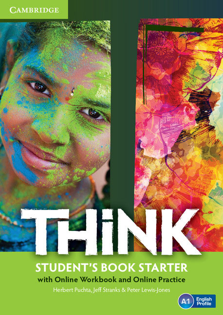 Think: Student's Book Starter with Online Workbook and Online Practice think british english workbook 2 with online practice