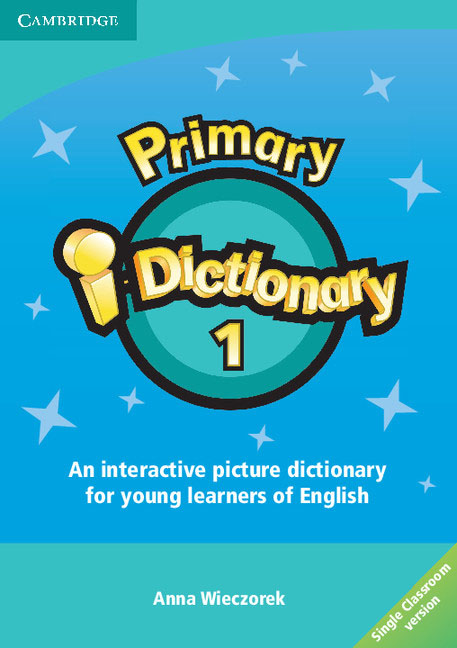 Primary i-Dictionary: Level 1 (CD) first english words cd