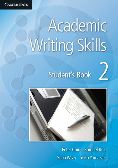 Academic Writing Skills 2 Student's Book
