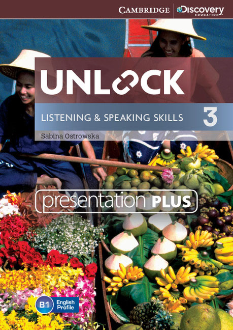 Unlock Level 3 Listening and Speaking Skills Presentation Plus DVD-ROM cambridge english empower upper intermediate presentation plus dvd rom