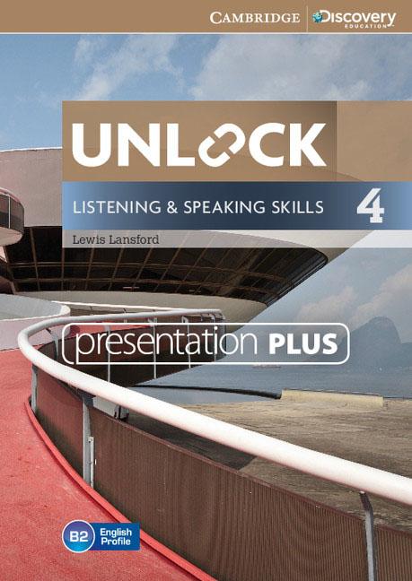 Unlock Level 4 Listening and Speaking Skills Presentation Plus DVD-ROM magica italia 1 teachers guide class audio cd