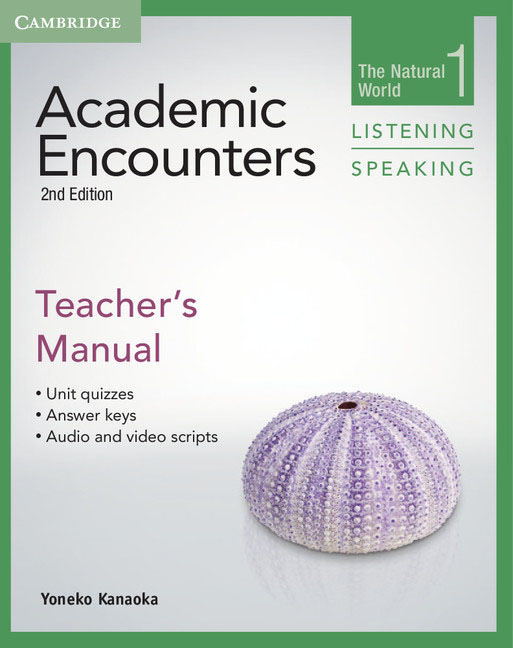 Academic Encounters Level 1 Teacher's Manual Listening and Speaking contemporary topics 2 high intermediate academic listening and note taking skills dvd