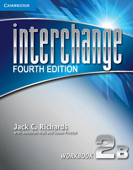 Interchange Level 2 Workbook B understanding and using english grammar workbook volume b