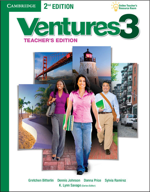 Ventures Level 3 Teacher's Edition with Assessment Audio CD/CD-ROM leaving microsoft to change the world level 3 cd