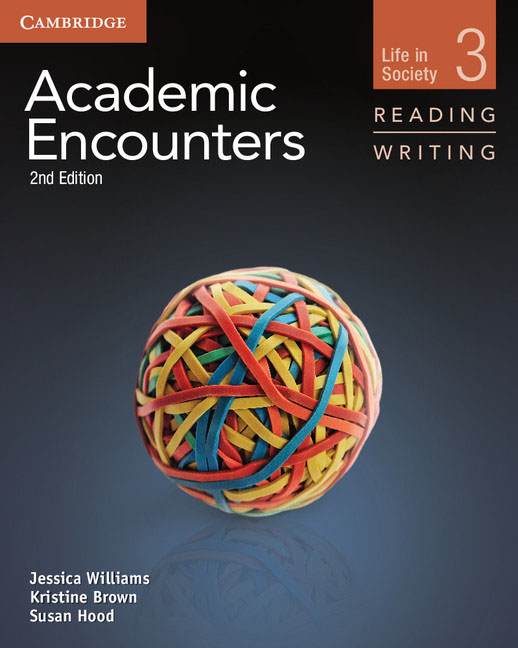 Academic Encounters Level 3 Student's Book Reading and Writing driscoll l cambridge english skills real reading 3 with answers