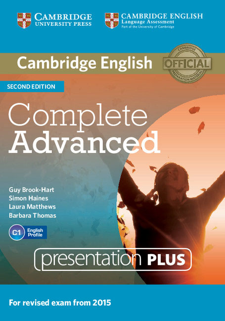 Complete Advanced Presentation Plus DVD-ROM cambridge english empower upper intermediate presentation plus dvd rom
