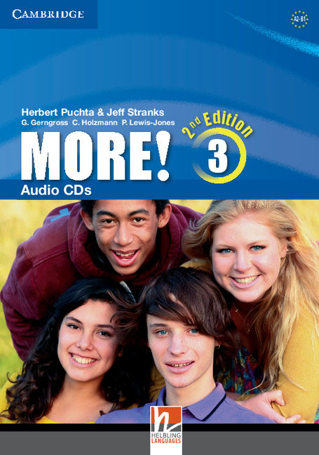 More! Level 3 Audio CDs (3) american more level 3 workbook with audio cd