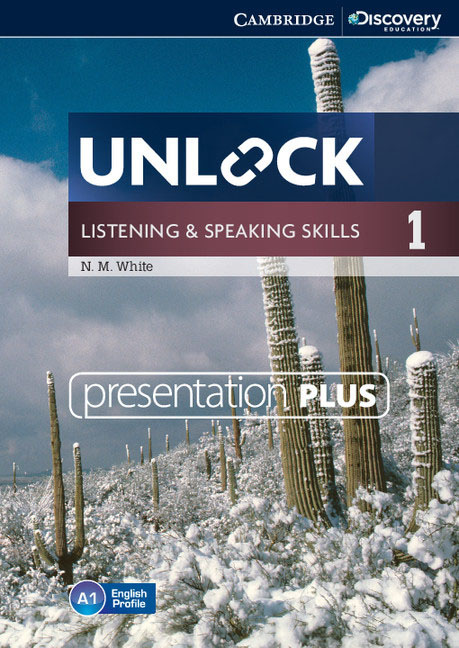 Unlock Level 1 Listening and Speaking Skills Presentation Plus DVD-ROM compact first for schools presentation plus dvd rom