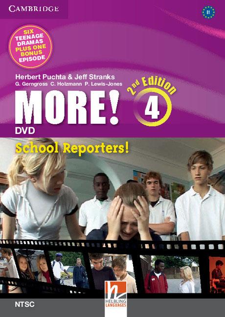 More! Level 4 DVD more level 2 dvd