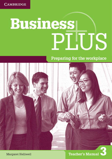 Business Plus Level 3 Teacher's Manual collins english for business pre intermediate business grammar