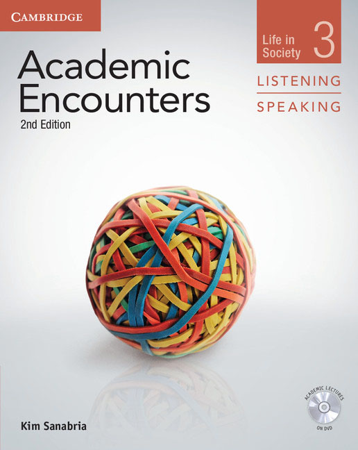 Academic Encounters Level 3 Student's Book Listening and Speaking with DVD academic writing skills 3 teacher s manual