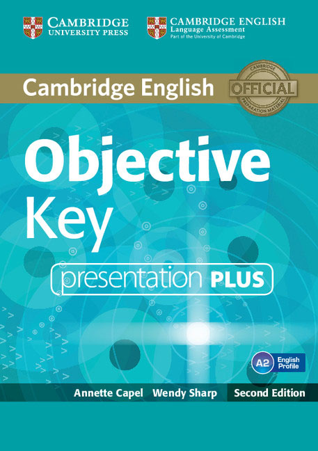 Objective Key Presentation Plus DVD-ROM cambridge english empower upper intermediate presentation plus dvd rom