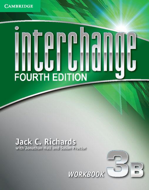Interchange Level 3 Workbook B american headway workbook 3 spotlight on testing level в1